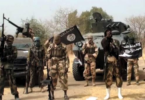Suspected Boko Haram terrorists attack Geidam community in Yobe state