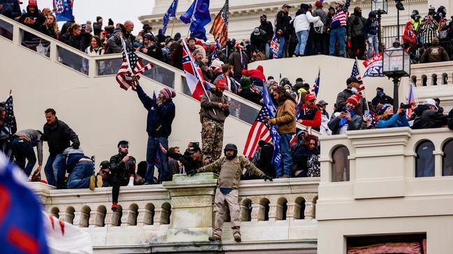 FBI seeks help in identifying people who stormed the US Capitol