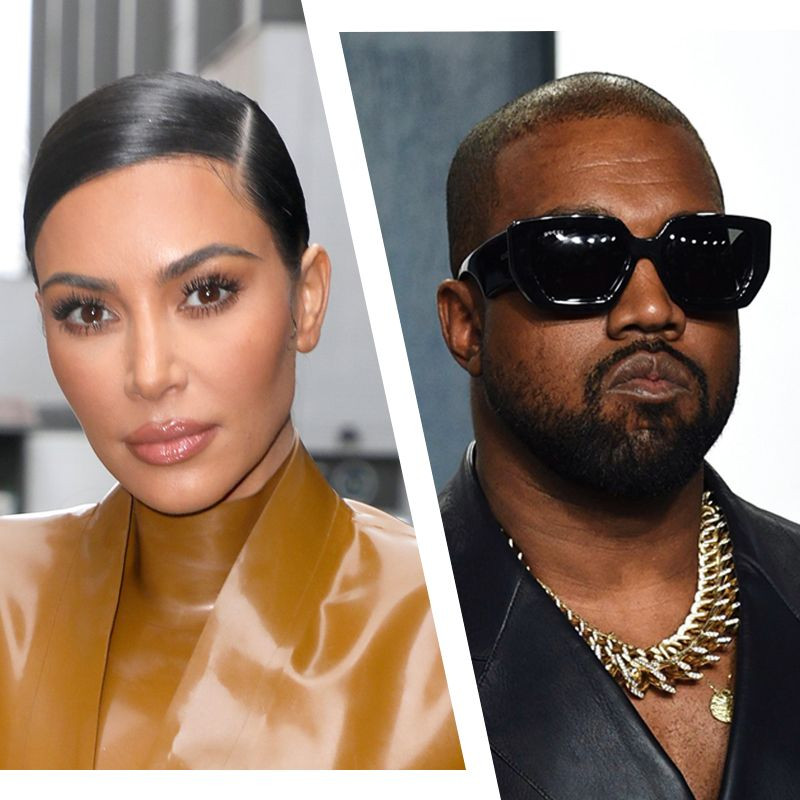Kanye West ?sad, but okay? as he waits for Kim Kardashian to serve him with divorce papers