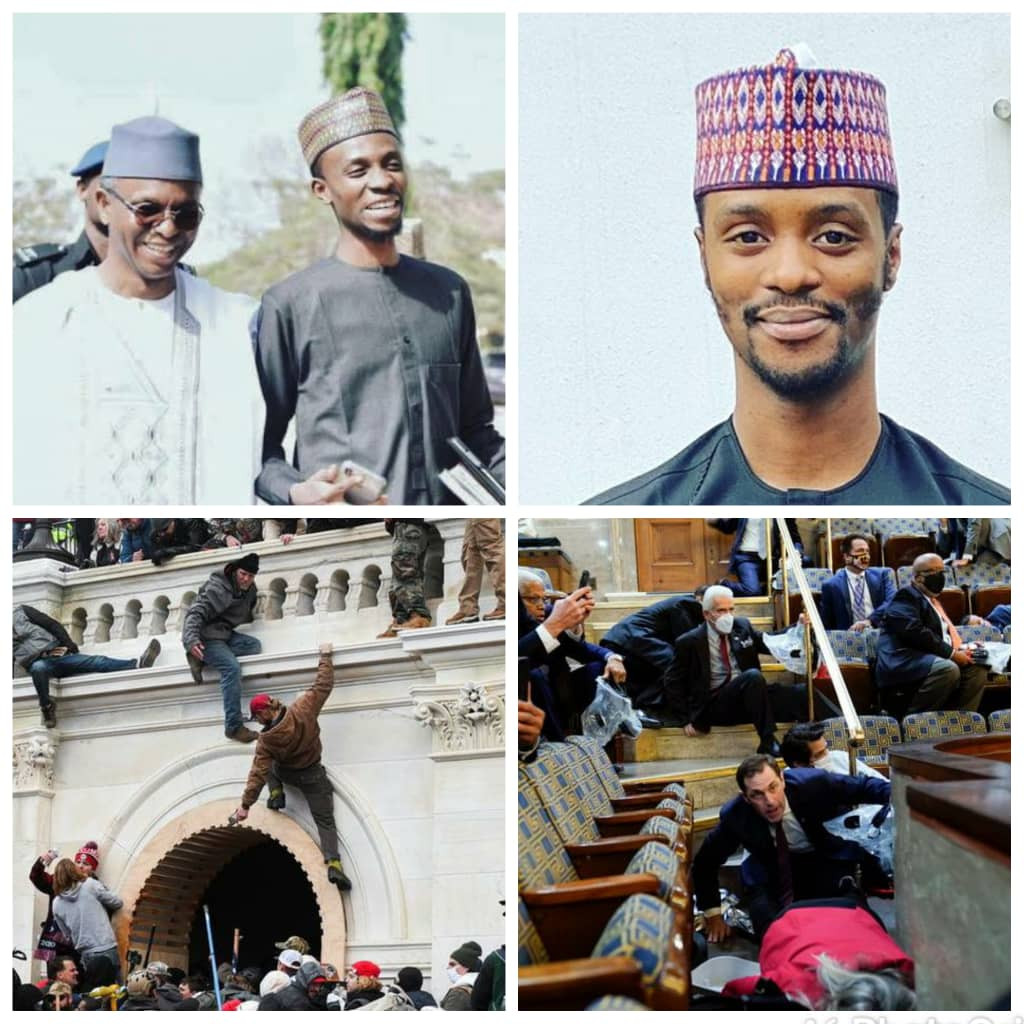 Focus on your house before worrying about the issues of your neighbours - El-Rufai?s sons mock CNN as they ask Channels and Arise Tv to conduct an