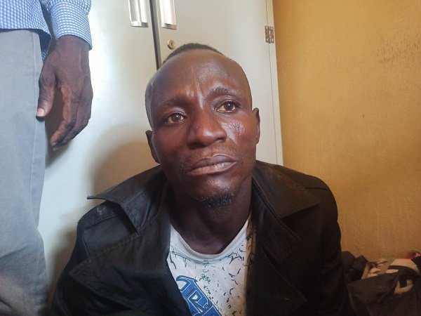 """""""I pick them from a river"""" - Suspect reveals how he sold 6000 dead poultry meat for 5 years in Borno"""