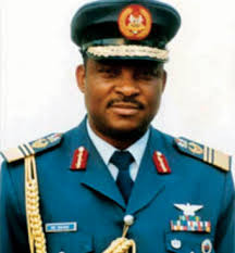 Former Chief Of Air Staff, Nsikak Edouk is dead