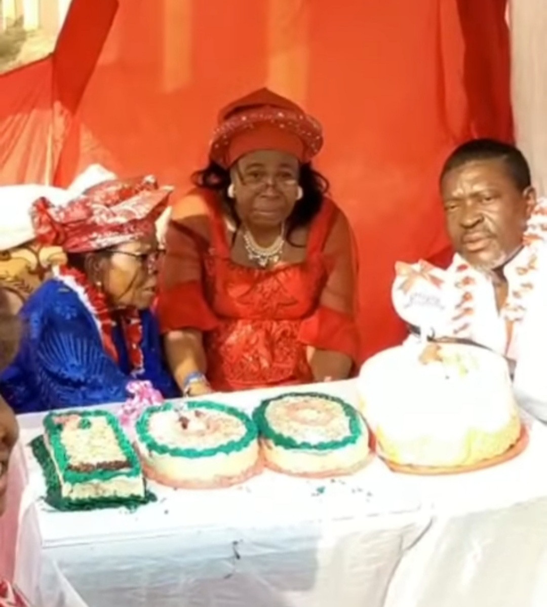 Kanayo O. Kanayo blasts followers who left insensitive comments as he paid homage to a woman on her 100th birthday celebration