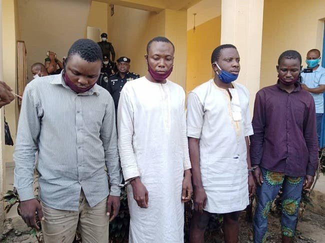 """I killed my girlfriend, other people, sold their body parts, used the proceeds to buy beer and enjoy myself"" - Osun ritual killer suspect"