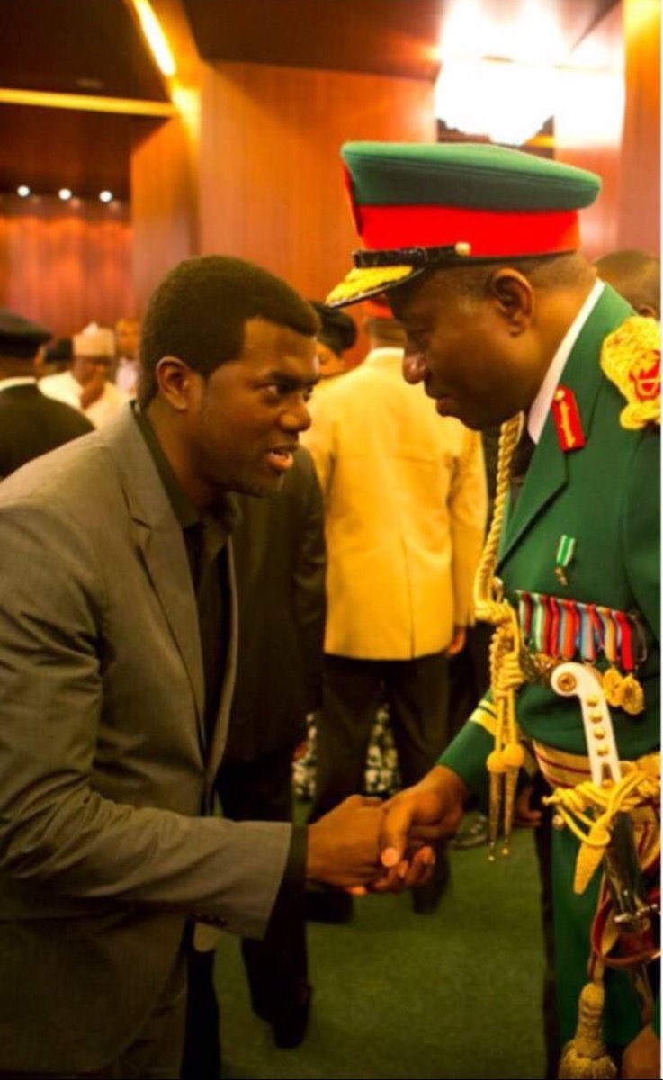 US Capitol Insurrection: Those who vilified Jonathan for conceding in 2015 can now see that it was neither easy - Reno Omokri