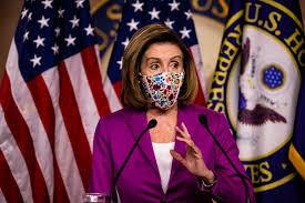 Capitol Hill invasion: US House Speaker, Nancy Pelosi calls for President Trump