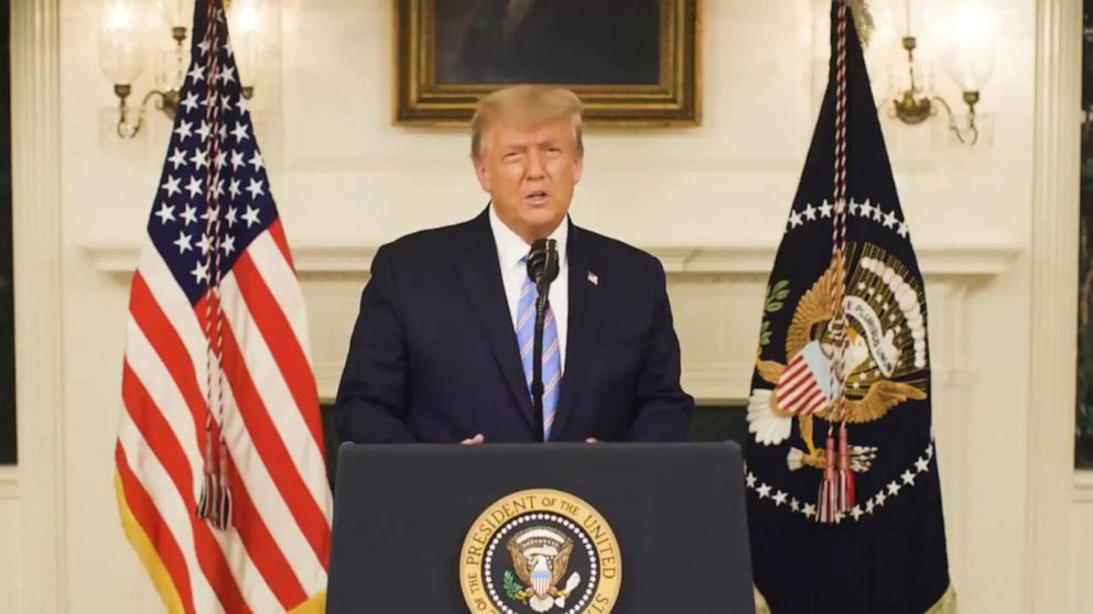 """""""A new administration will be inaugurated on Jan. 20"""" ?- Donald Trump finally concedes Joe Biden will become the next U.S. president (Video)"""