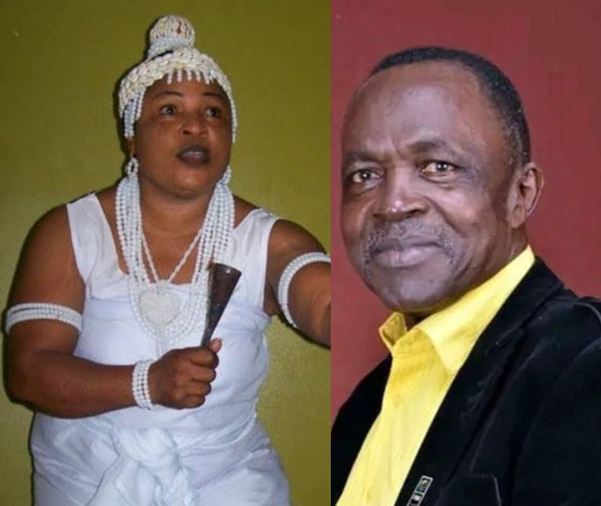 Steve Onishola, brother of late Nollywood star, Orisabunmi dies 24 hours after her