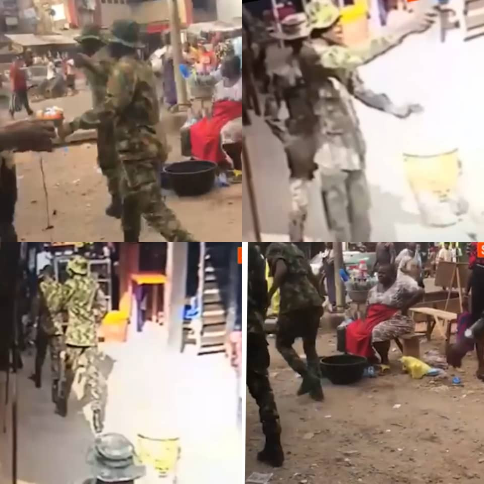 Man allegedly ordered soldiers to beat phone repairer who cracked his girlfriend