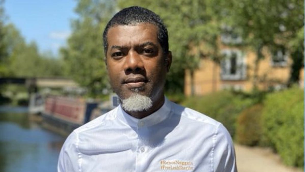 When the relationship ends, you will be under the power of whoever has your nudes - Reno Omokri warns ladies against sending their nudes to men