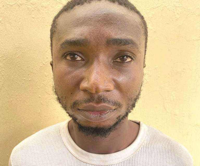 NOUN staff arrested for allegedly killing his colleague over N70000 in Benue