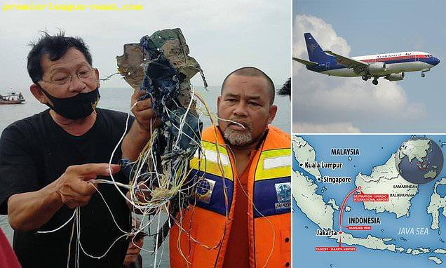 Indonesian passenger jet with 62 people on board goes missing after