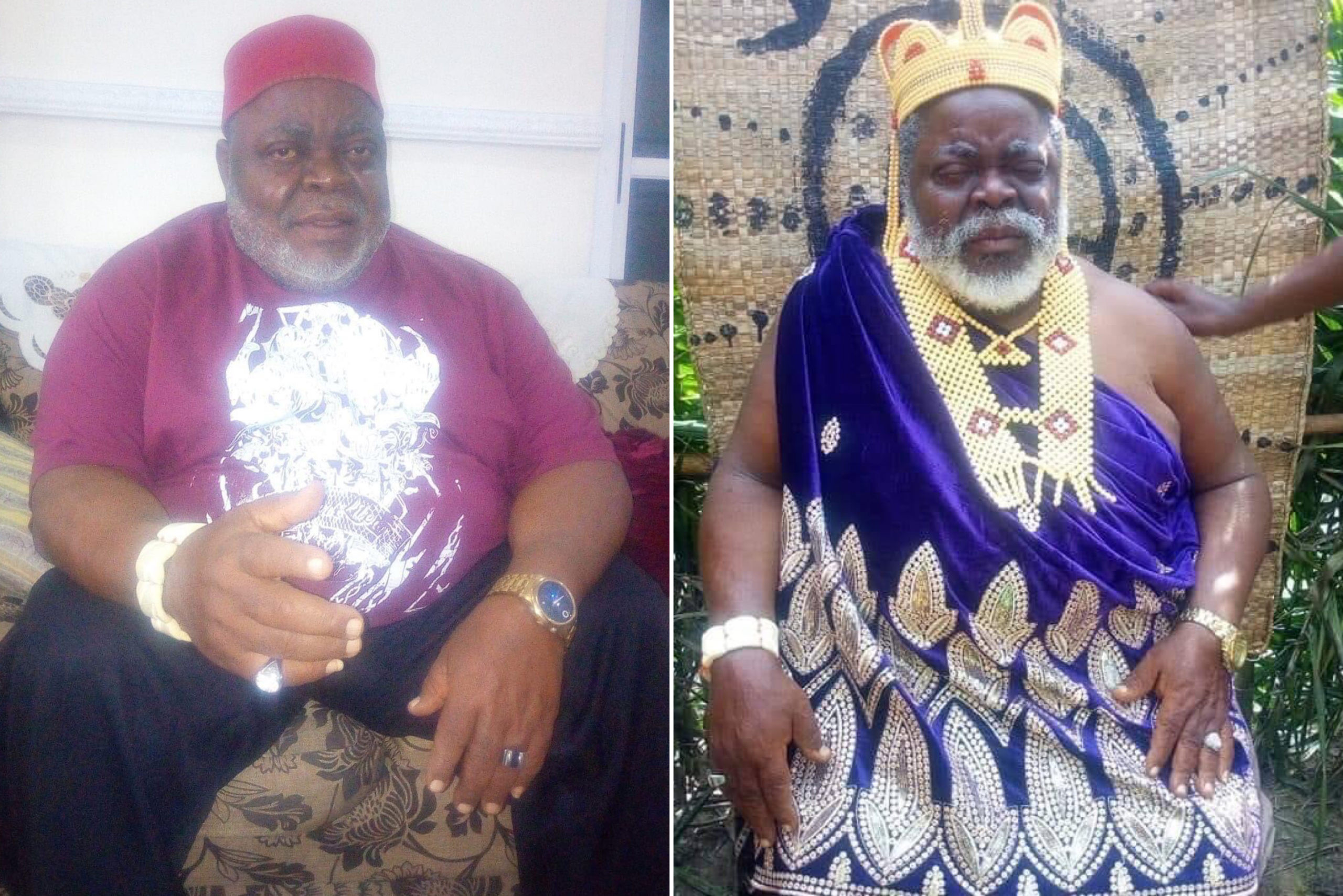 Actor Jim Lawson Maduike is dead