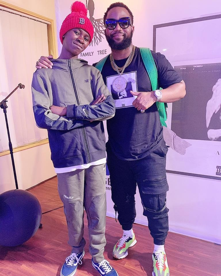Cassper Nyovest shares his pain after homeless boy he rescued went back to the streets lindaikejisblog