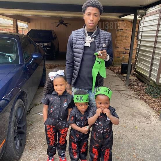 NBA Youngboy now a father of 7 at age 21 after welcoming child with Yaya Mayweather