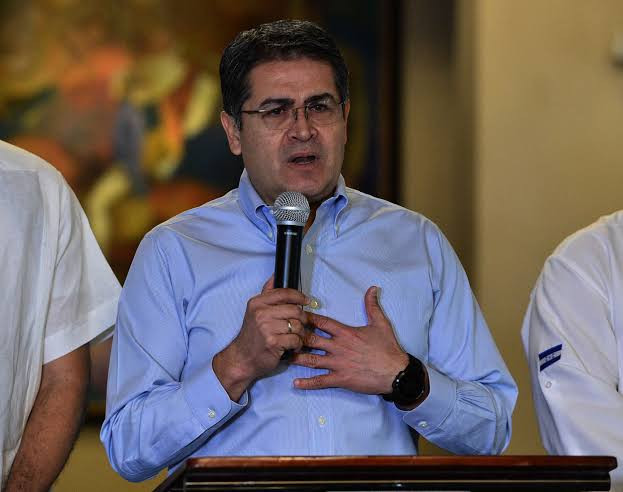Honduras President Juan Hernandez colluded with top drug trafficker to send cocaine to Americans - US Prosecutors allege