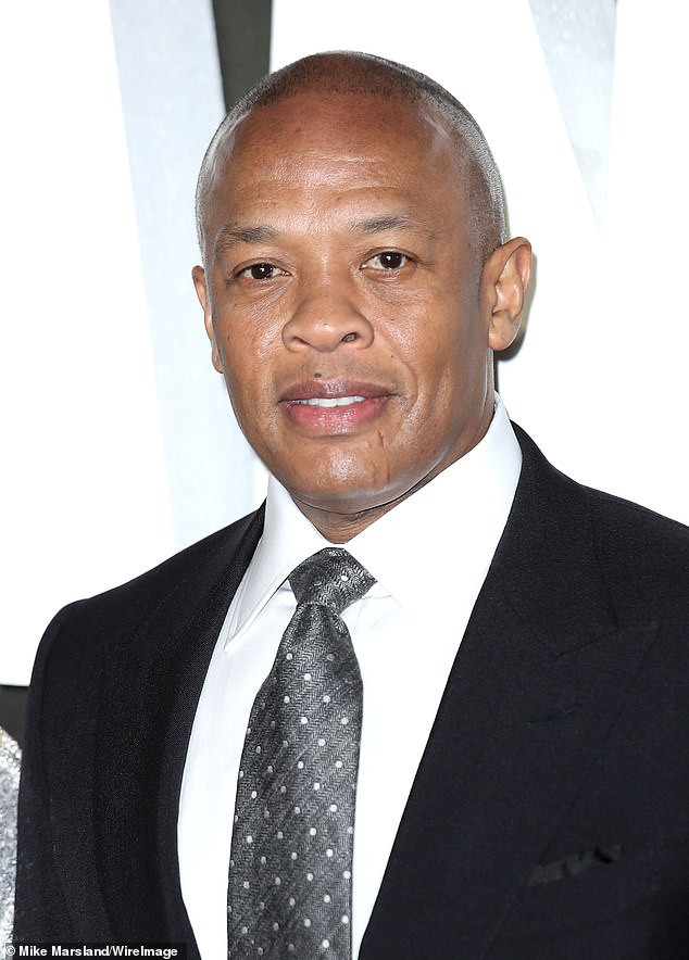 Dr Dre is still in ICU a week after brain aneurysm