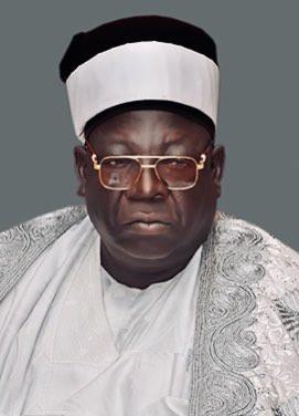 Emir of Billiri,  Abdu Buba Maisheru is dead