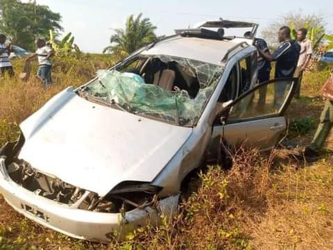 Young Cameroonian lady dies in motor accident 5 days to her wedding