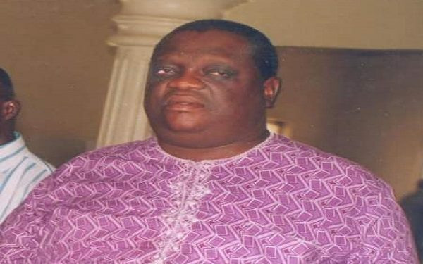 Former Commissioner in Edo state, Didi Adodo dies of COVID19