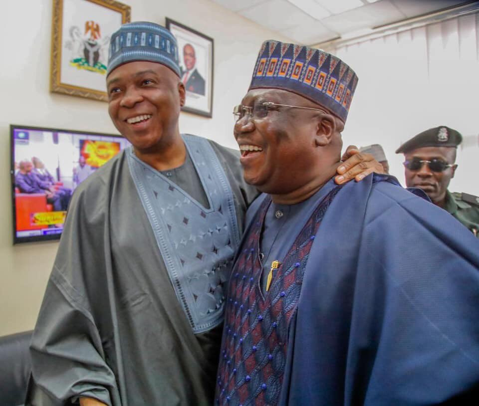 I did not become senate president in 2015 because it wasn't God's time - Ahmad Lawan