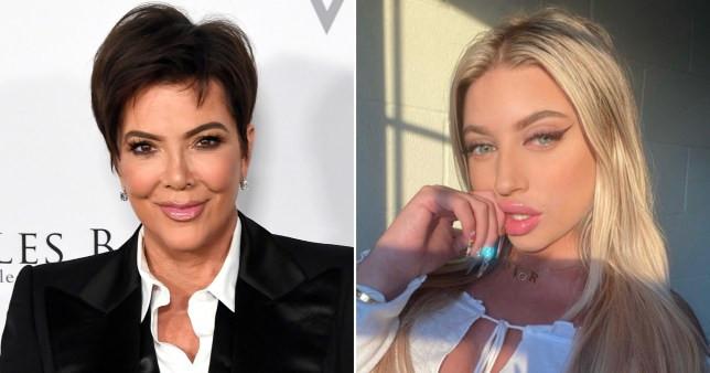 Kris Jenner ?threatening legal action? against TikTok star behind bizarre Kanye West and Jeffree Star rumour