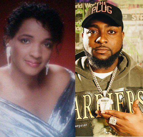 Davido shares letter he wrote to his late mother