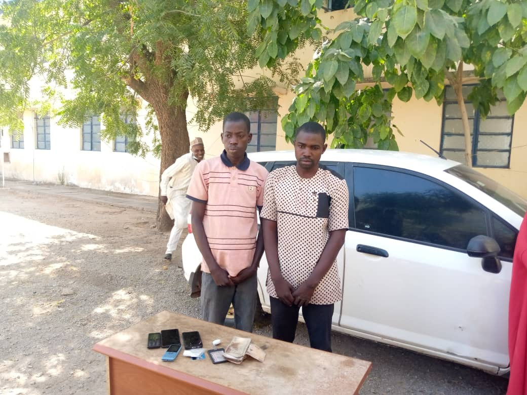 Suspected fraudsters who pose as