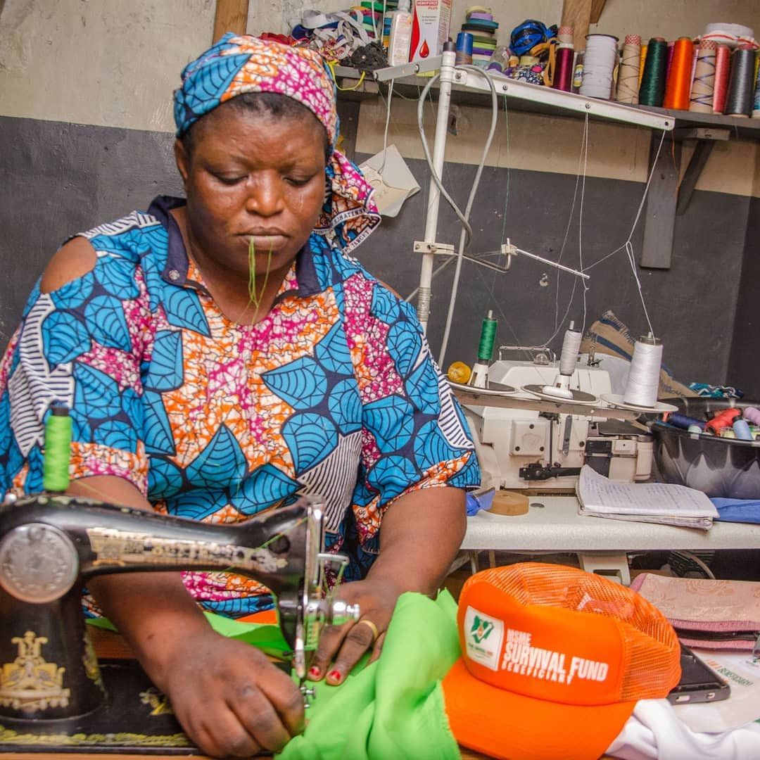 Survival Funds; The real palliatives that saved Small & Medium Business Enterprises during the pandemic