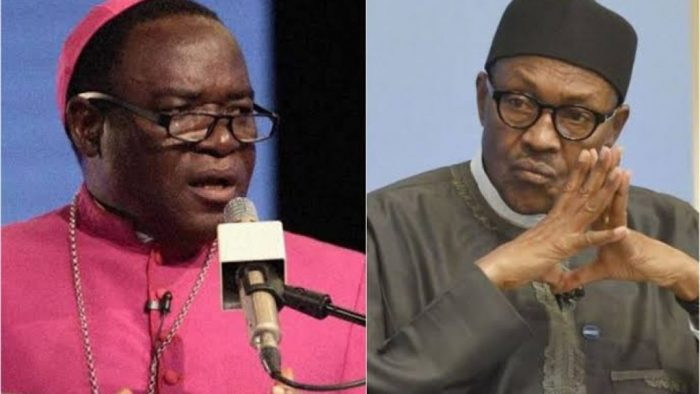 Kukah has greatly offended many with his controversial remarks about Buhari - Garba Shehu reacts to ultimatum given to Catholic Bishop, Matthew Kukah