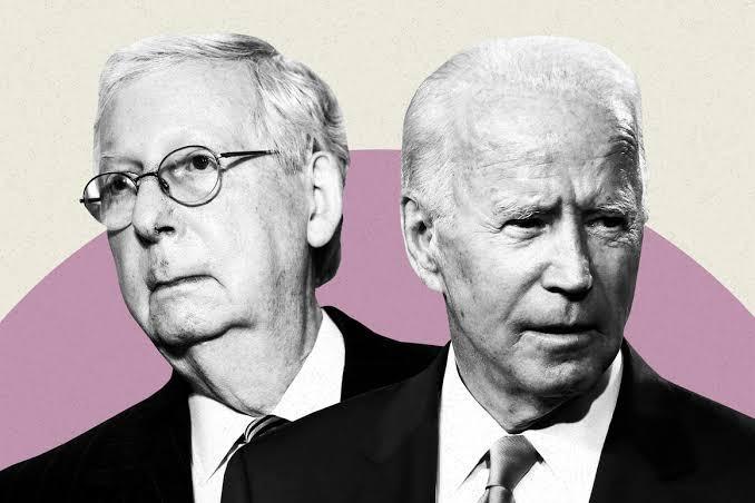 Biden calls on US Senate to pursue Trump