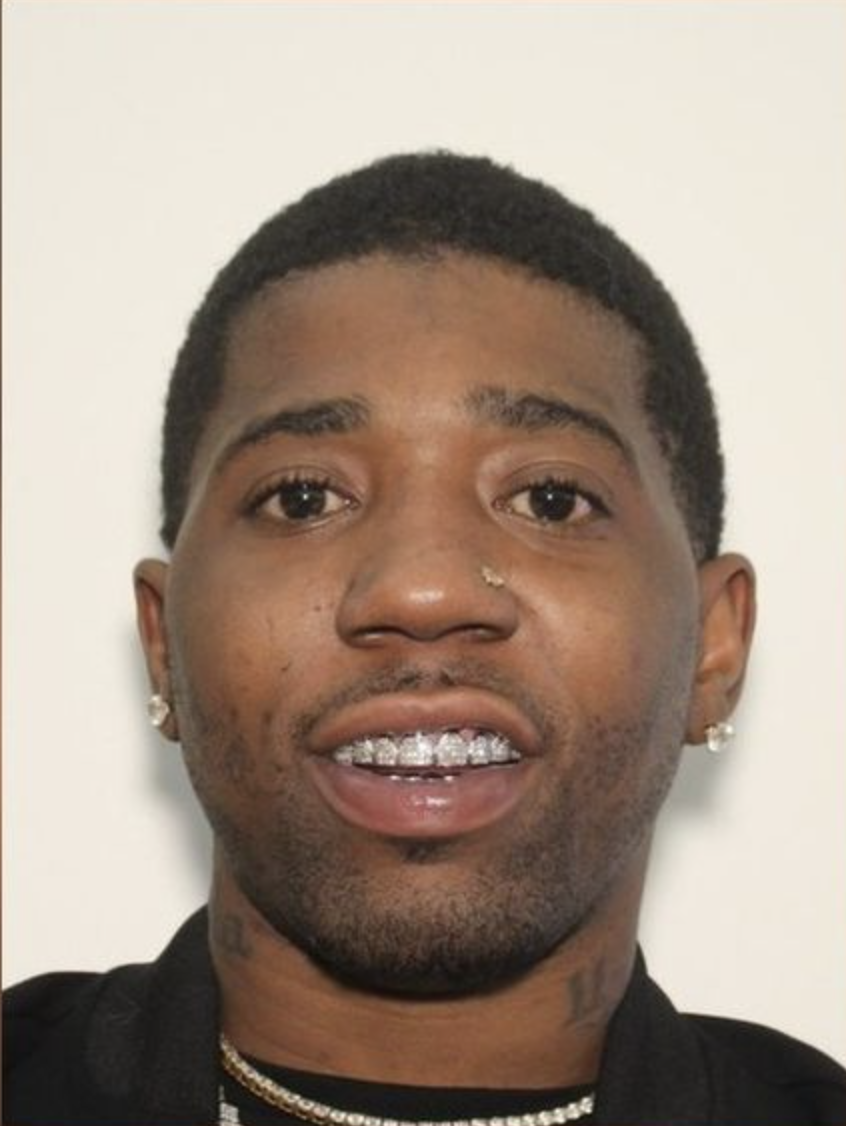 Update: Rapper YFN Lucci, wanted for murder, surrenders himself to police