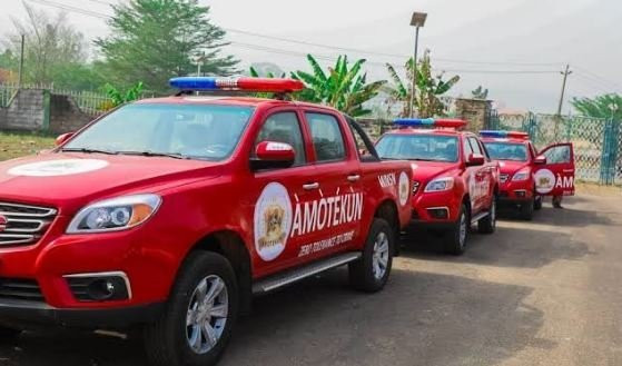 Suspected Amotekun officer allegedly shoots boy in Ibadan