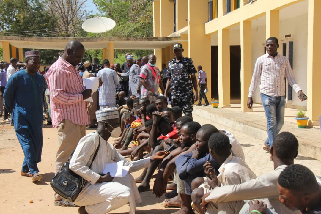 9 teenagers and others arrested over sex party in Bauchi
