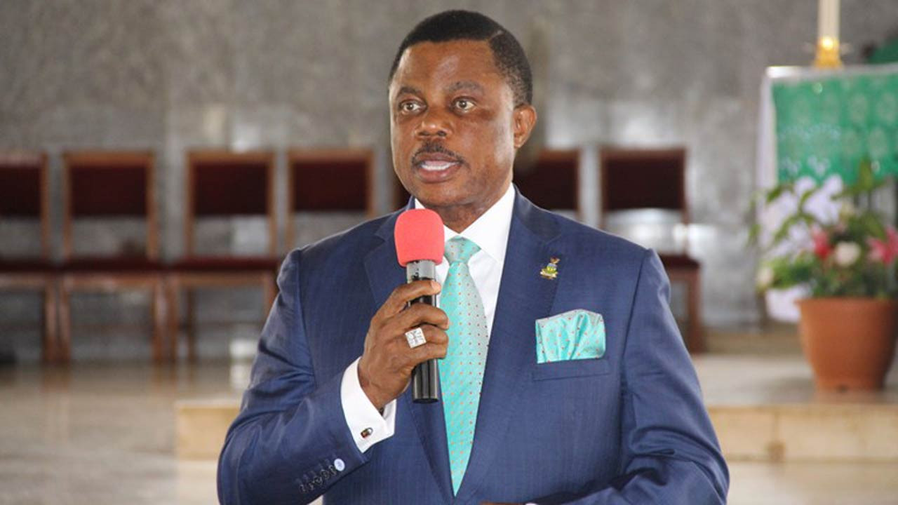 Governor Obiano, his CoS and wife  are not infected with COVID-19 - Anambra Government