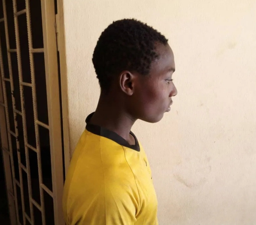 18-year-old boy arrested for raping 5-year-old girl in Kano