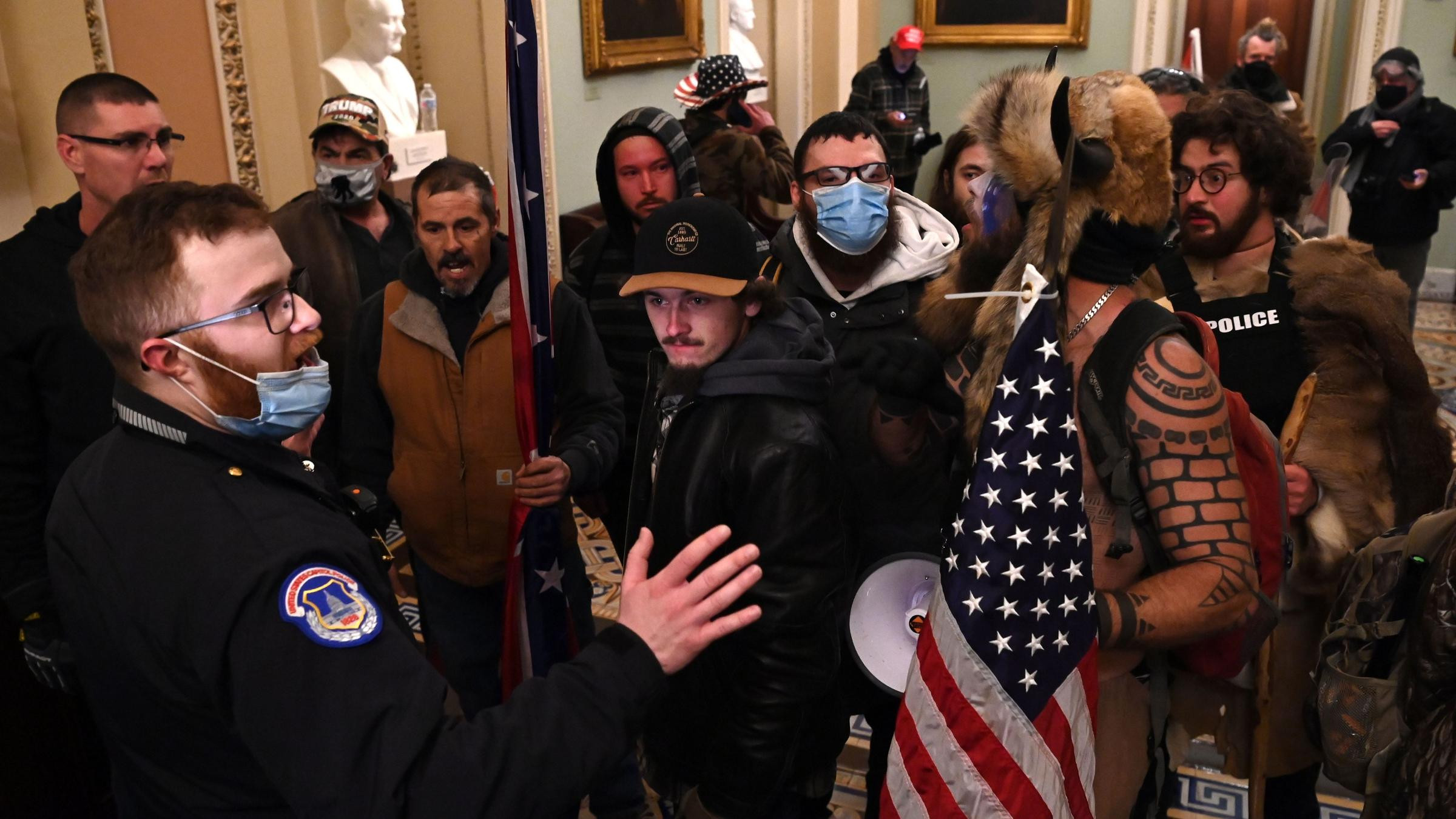 ?Strong evidence? shows Pro-Trump supporters intended to kill Mike Pence, members of congress during U.S. Capitol riot, prosecutors say