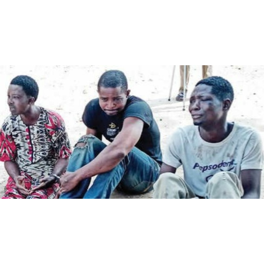 """""""I was invited to buy a car in Osun"""" Ex-banker arrested for robbery denies involvement"""