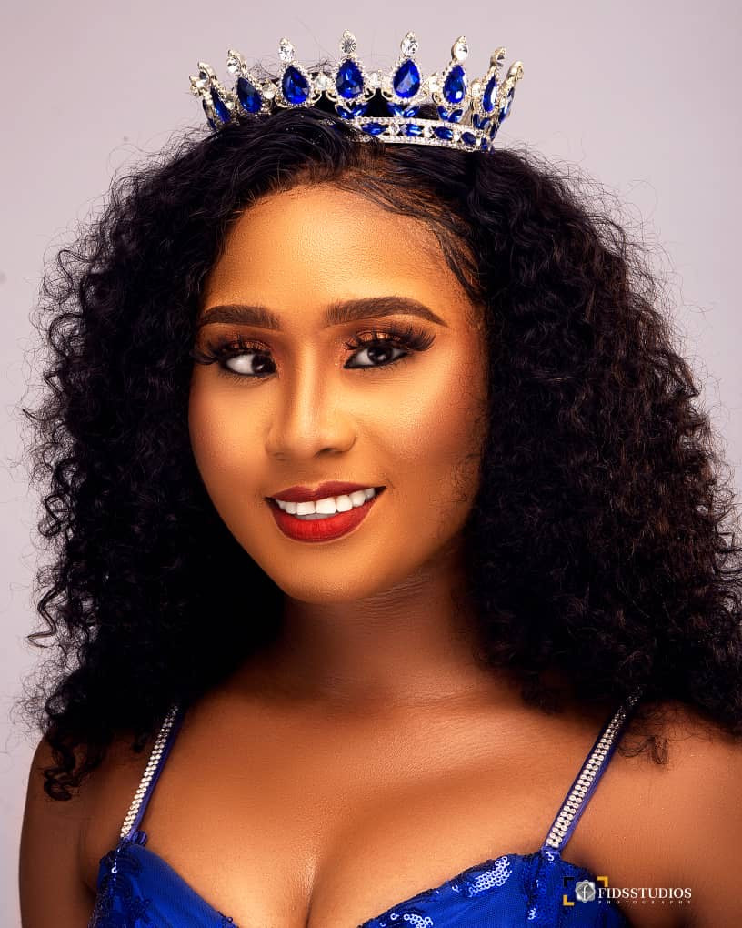 Faith Ajayi wins The Melanin Queen Nigeria World beauty pageant