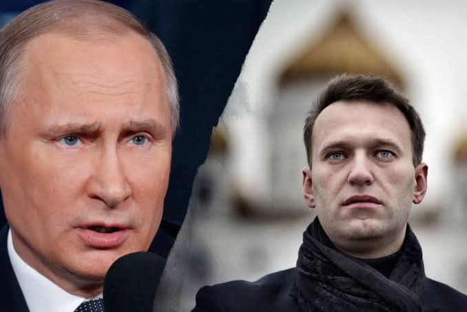 EU and US demand release of Vladmir Putin critic, Alexei Navalny