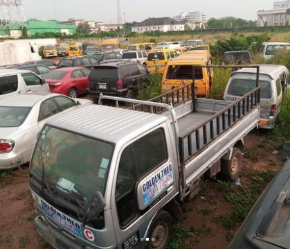 Lagos State gets court order to auction 88 impounded vehicles