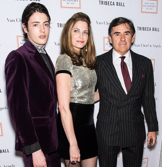 Harry Brant, son of billionaire and supermodel, dies aged 24 from an accidental overdose