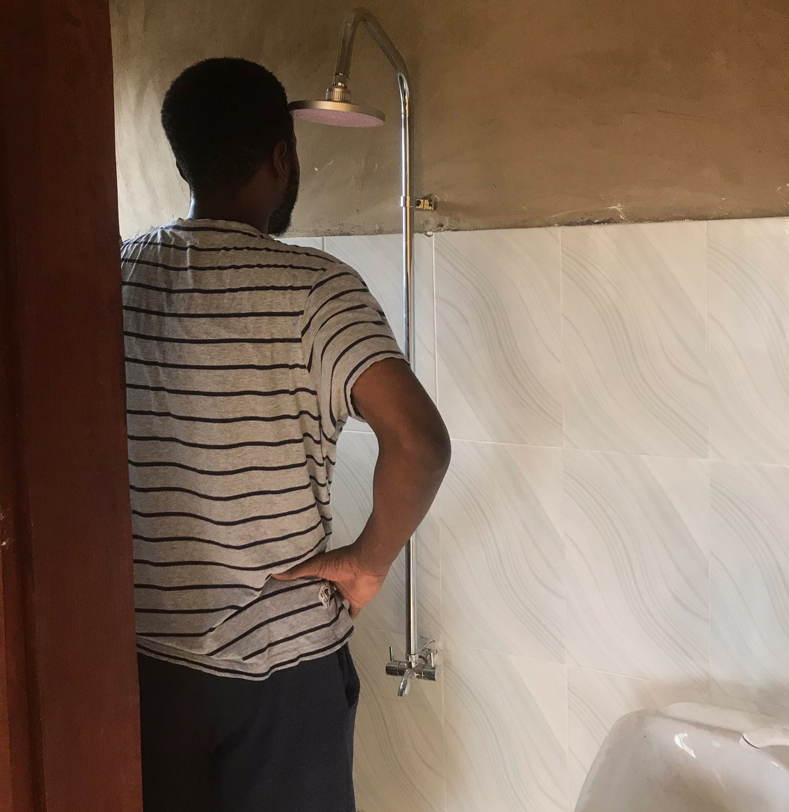 Medical doctor shares photos of an apartment in Ibadan going for N700K