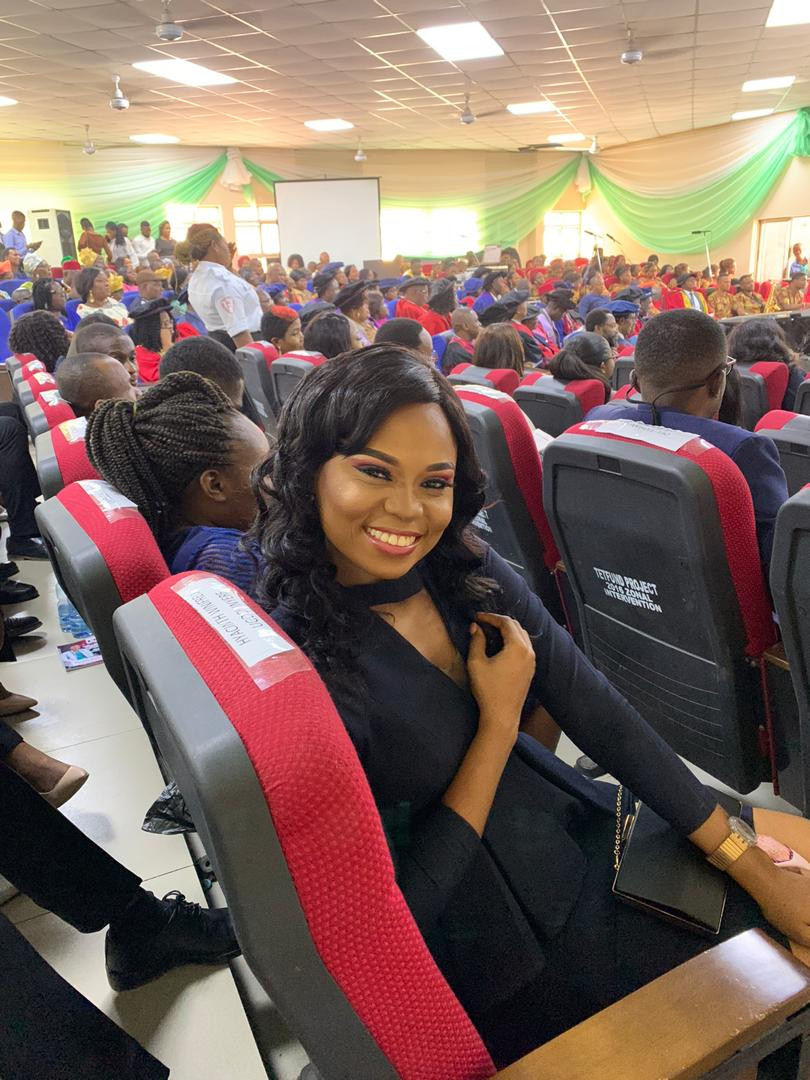 """I made my momma so proud she cried"" - UNIZIK medical graduate celebrates as she sweeps 12 awards at induction"
