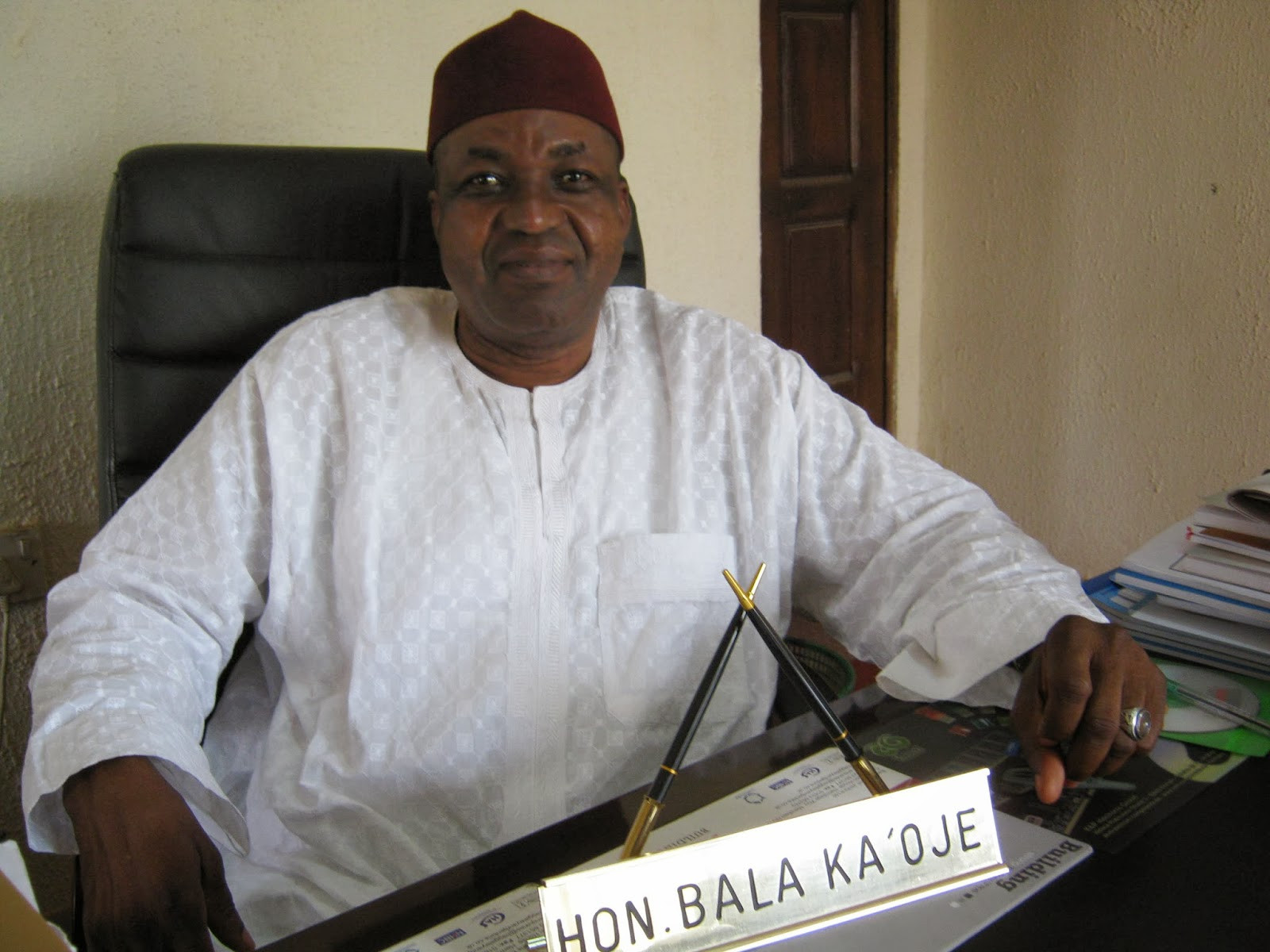 Former Minister of Sports, Bala Bawa Ka?oje, dies at 60