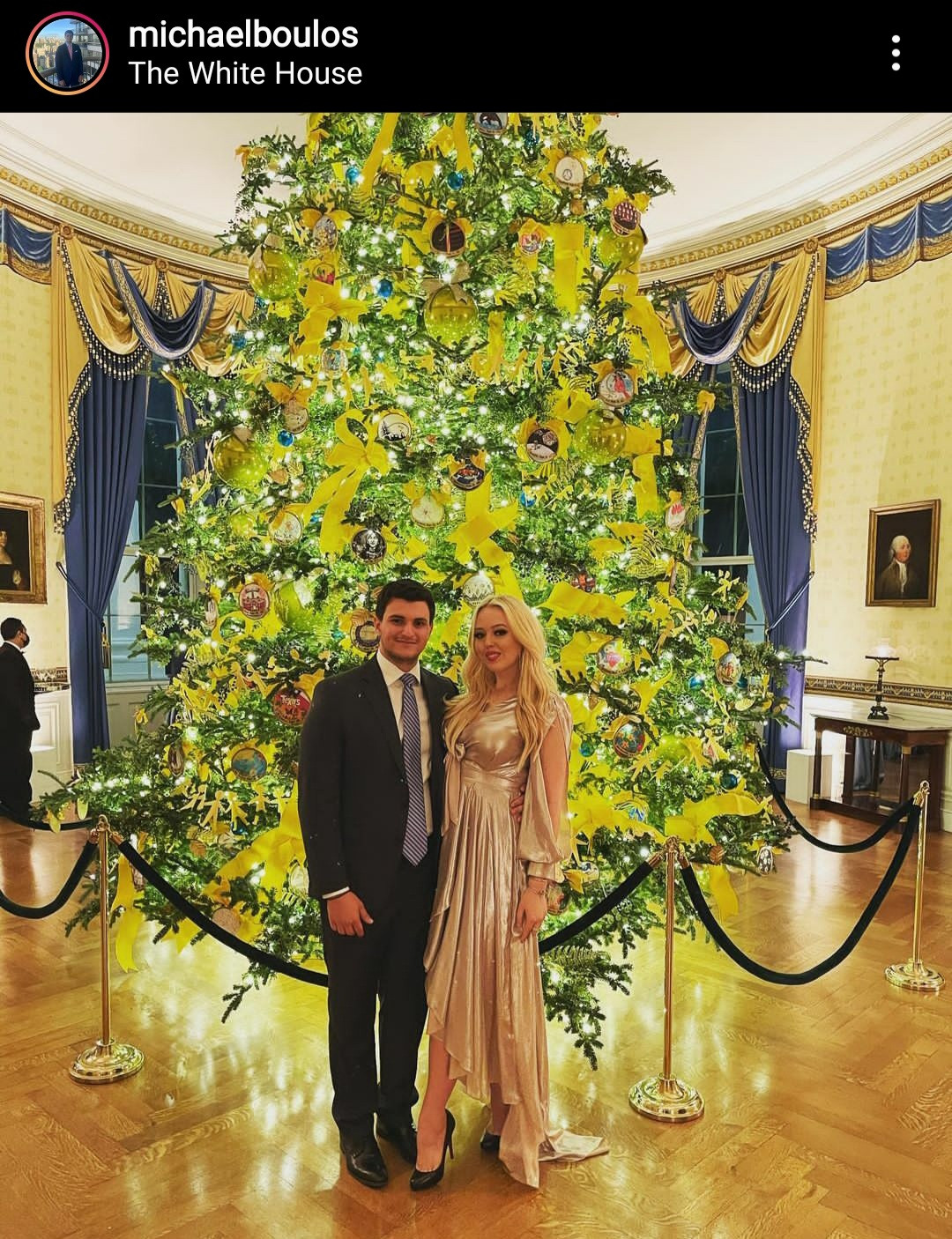 Tiffany Trump gets engaged to Nigerian-bred Lebanese, Michael Boulos