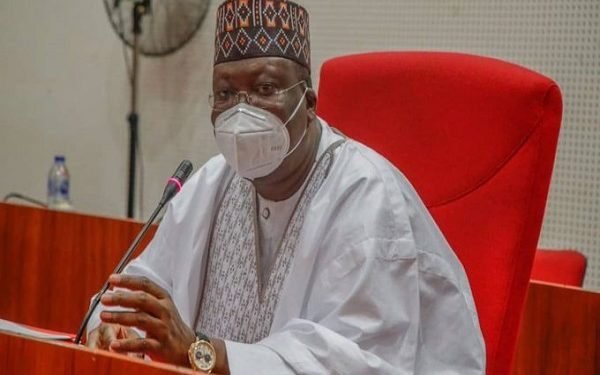 Insecurity is being reversed and the armed forces doing better ? Senate President, Ahmad Lawan says