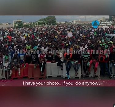 Unknown caller threatens to kill one of the #EndSARS protest frontliner for demanding justice for victims (audio)