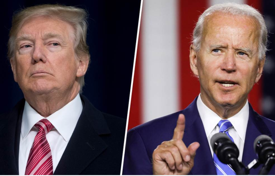 President Trump left a letter at the White House for President-elect Joe Biden before leaving