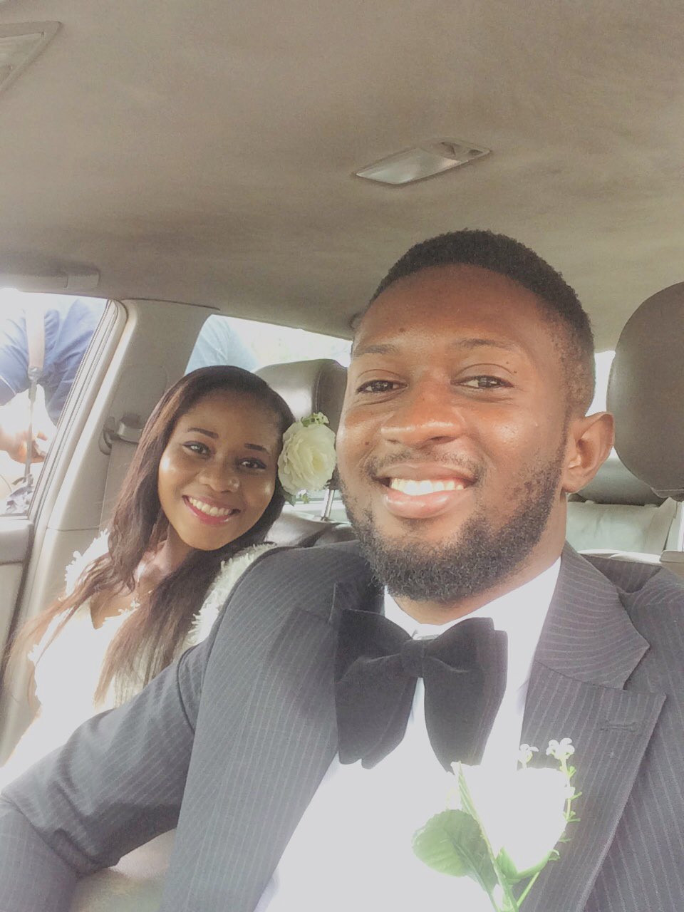 Nigerian couple buys their first house 2 years after moving to Canada
